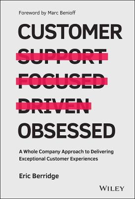 Customer Obsessed by Eric Berridge