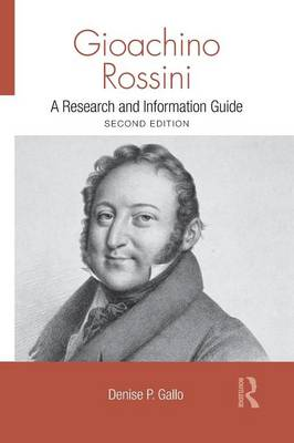 Gioachino Rossini by Denise Gallo
