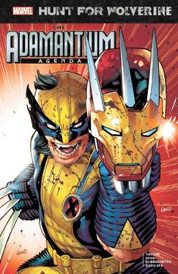 Hunt For Wolverine: Adamantium Agenda by Charles Soule