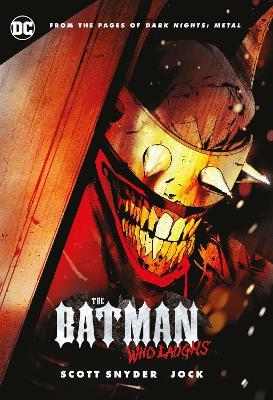 The Batman Who Laughs book