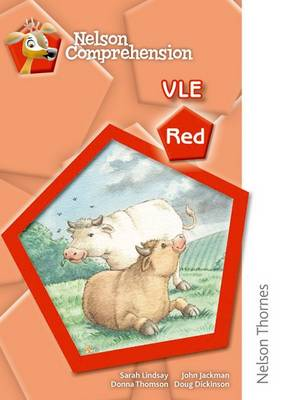 Nelson Comprehension VLE Red by John Jackman