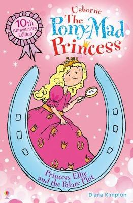 Princess Ellie and the Palace Plot by Diana Kimpton