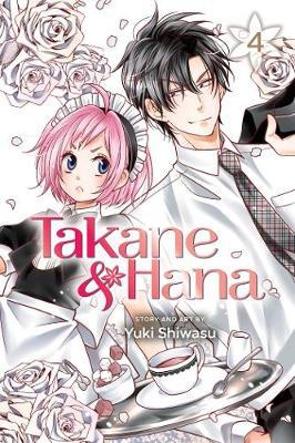 Takane & Hana, Vol. 4 book