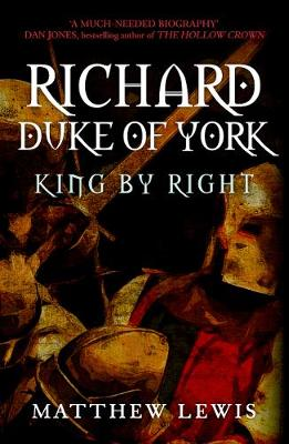 Richard, Duke of York by Matthew Lewis