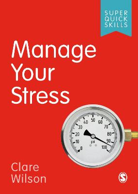 Manage Your Stress book