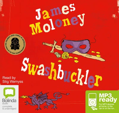 Swashbuckler by James Moloney
