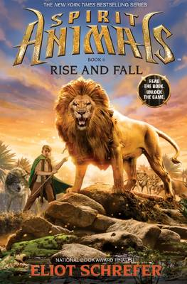 Rise and Fall by Eliot Schrefer