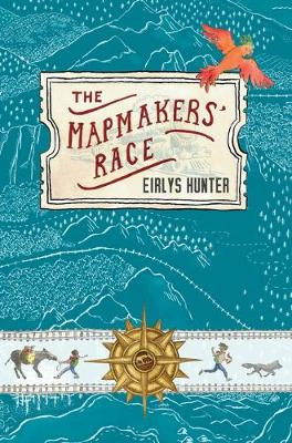Mapmaker's Race book