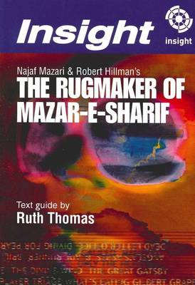 The Rugmaker of Mazar-e-Sharif by Ruth Thomas