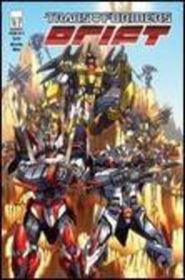 Transformers Drift: v. 2 book