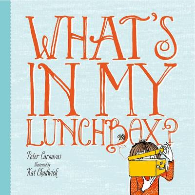 What's in My Lunchbox book