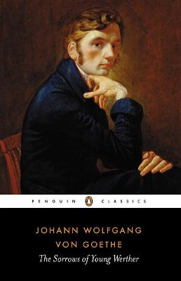 The Sorrows of Young Werther book