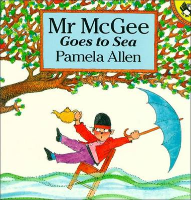 Mr Mcgee Goes To Sea book