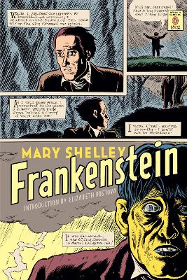 Frankenstein (Penguin Classics Deluxe Edition) by Mary Shelley