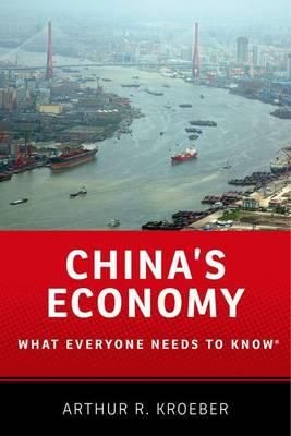 China's Economy by Arthur R. Kroeber