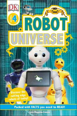 Robot Universe by DK