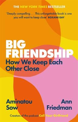 Big Friendship: How We Keep Each Other Close book