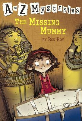 Missing Mummy by Ron Roy
