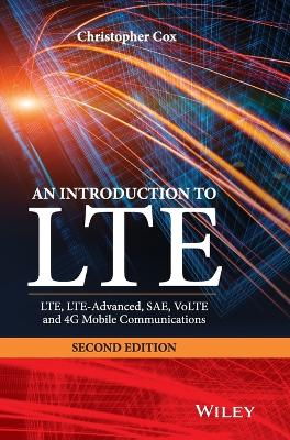 Introduction to LTE by Christopher Cox