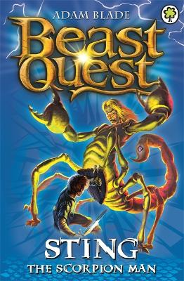 Beast Quest: Sting the Scorpion Man by Chloe Hooper