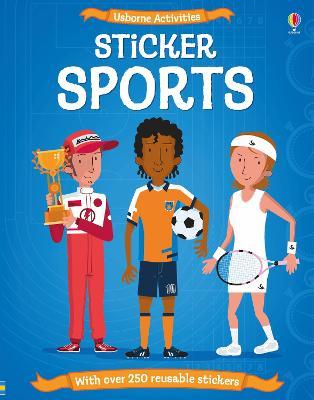 Sticker Dressing Sports by Kate Davies