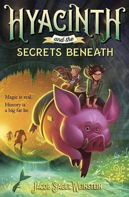 Hyacinth and the Secrets Beneath book