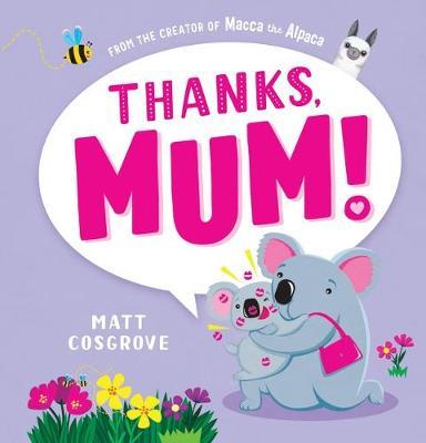 Thanks, Mum! book
