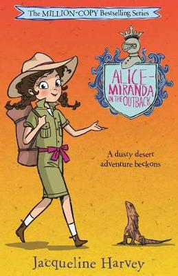 Alice-Miranda in the Outback book