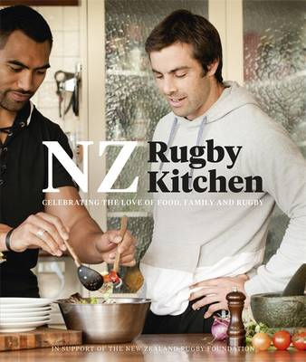 New Zealand Rugby Kitchen by NZ Rugby Foundation