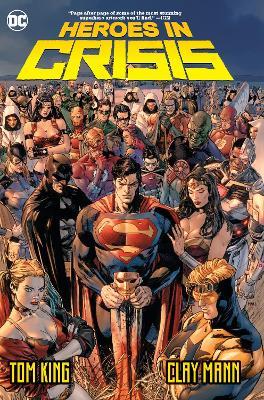 Heroes in Crisis by Tom King