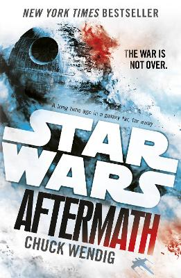 Star Wars: Aftermath book