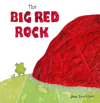 Big Red Rock by Jess Stockham