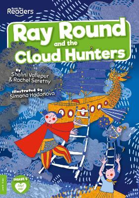 Ray Round and the Cloud Hunters book