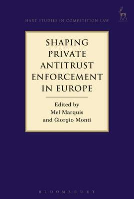 Shaping Private Antitrust Enforcement in Europe by Giorgio Monti