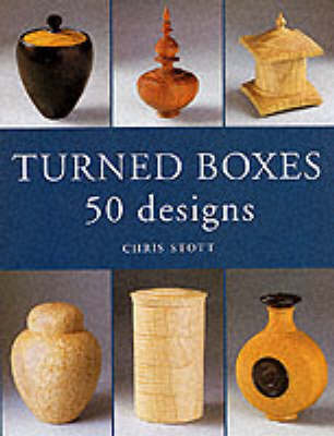 Turned Boxes by Chris Stott