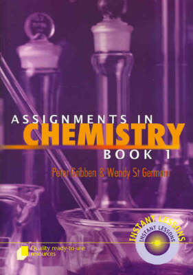 Assignments in Chemistry  Bk. 1 by Peter Gribben