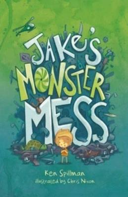 Jake's Monster Mess book
