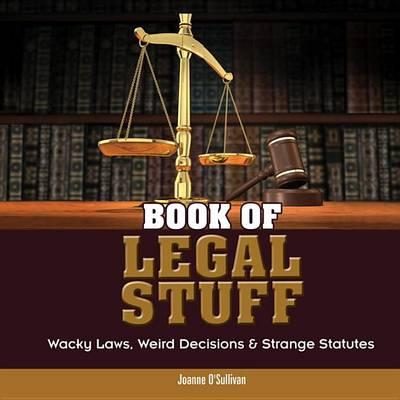 Book of Legal Stuff by Joanne O'Sullivan