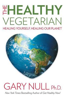 Healthy Vegetarian book