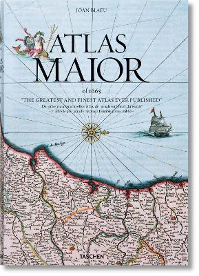 Blaeu: Atlas Maior by Peter Van der Krogt