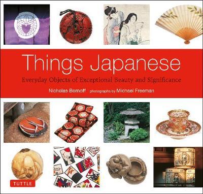 Things Japanese book