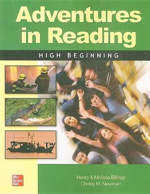 Adventures In Reading 2 Student Book by Henry Billings