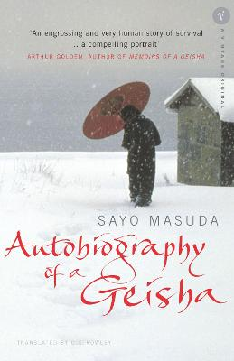 Autobiography Of A Geisha book