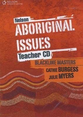 Nelson Aboriginal Issues Teacher CD by Cathie Burgess