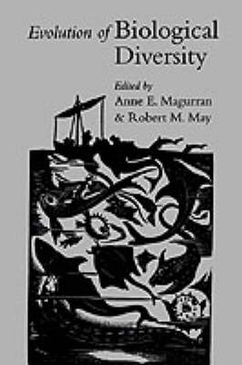 Evolution of Biological Diversity by Robert M. May