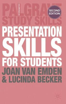 Presentation Skills for Students book