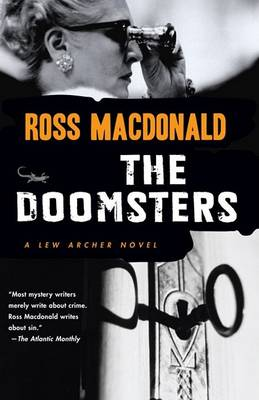 Doomsters, the by Ross Macdonald