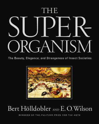 The Superorganism by Bert Holldobler