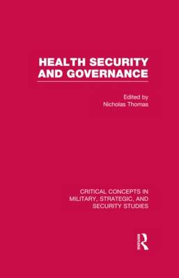 Health Security and Governance book