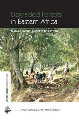 Degraded Forests in Eastern Africa book